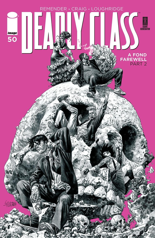 deadlyclass50_coverb_dia Image Comics December 2021 Solicitations