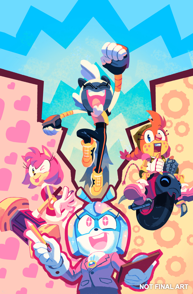 idw_sonic_47 IDW Publishing December 2021 Solicitations
