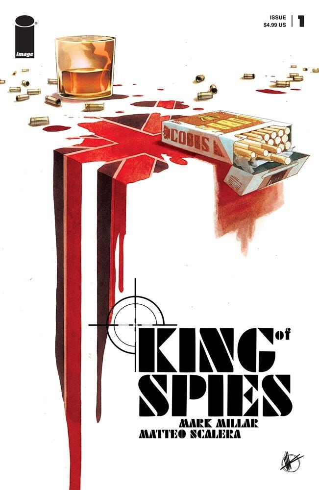 kingofspies_01a Image Comics December 2021 Solicitations