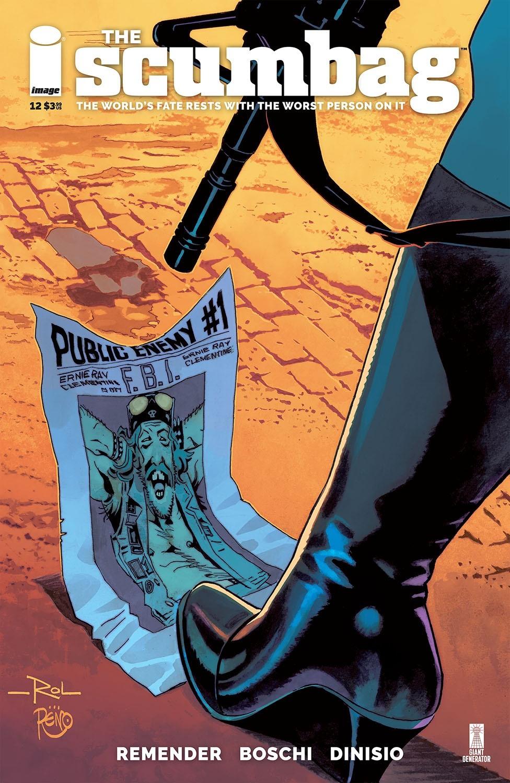 scumbag12a_cov_dia Image Comics December 2021 Solicitations