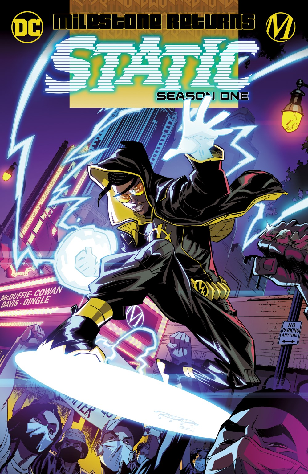 staticseasonone_adv DC Comics December 2021 Solicitations