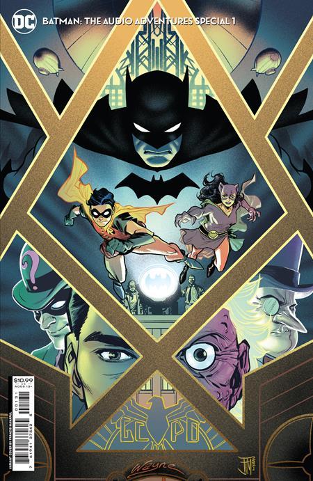 0821DC055 ComicList: DC Comics New Releases for 10/13/2021
