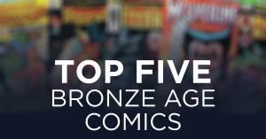 100621A-300x157 Top Five Bronze Age Comics: Top Sellers Last Week
