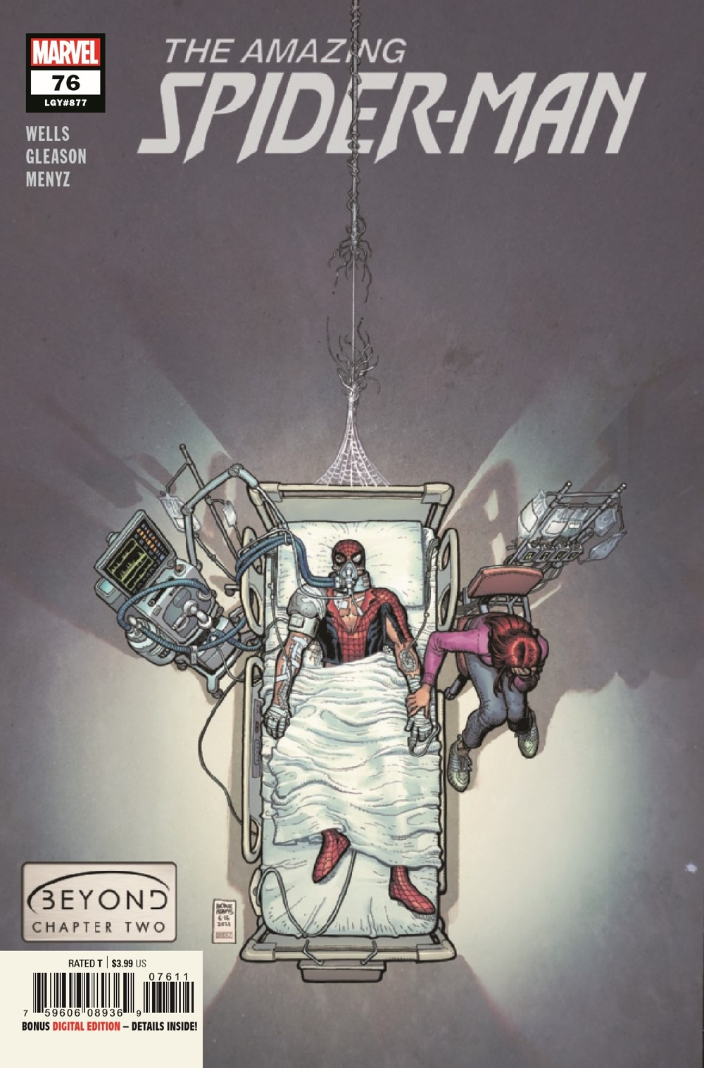ASM2018076_Preview-1 ComicList Previews: AMAZING SPIDER-MAN #76