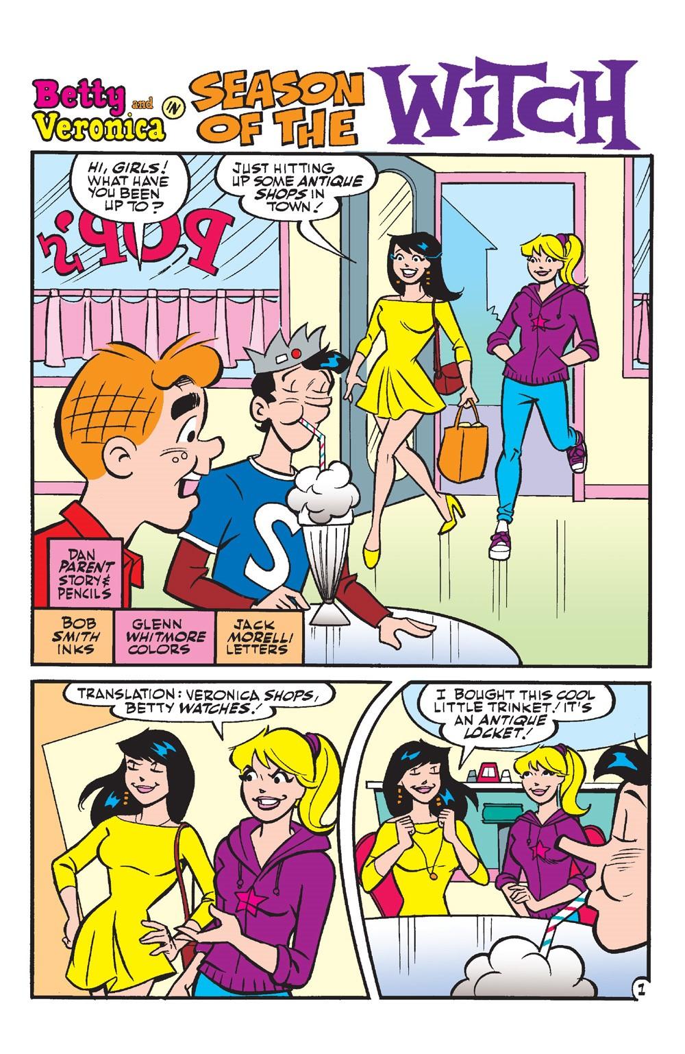 ArchieHalloweenSpectacular_01-8 ComicList Previews: ARCHIE HALLOWEEN SPECTACULAR #1 (2021)