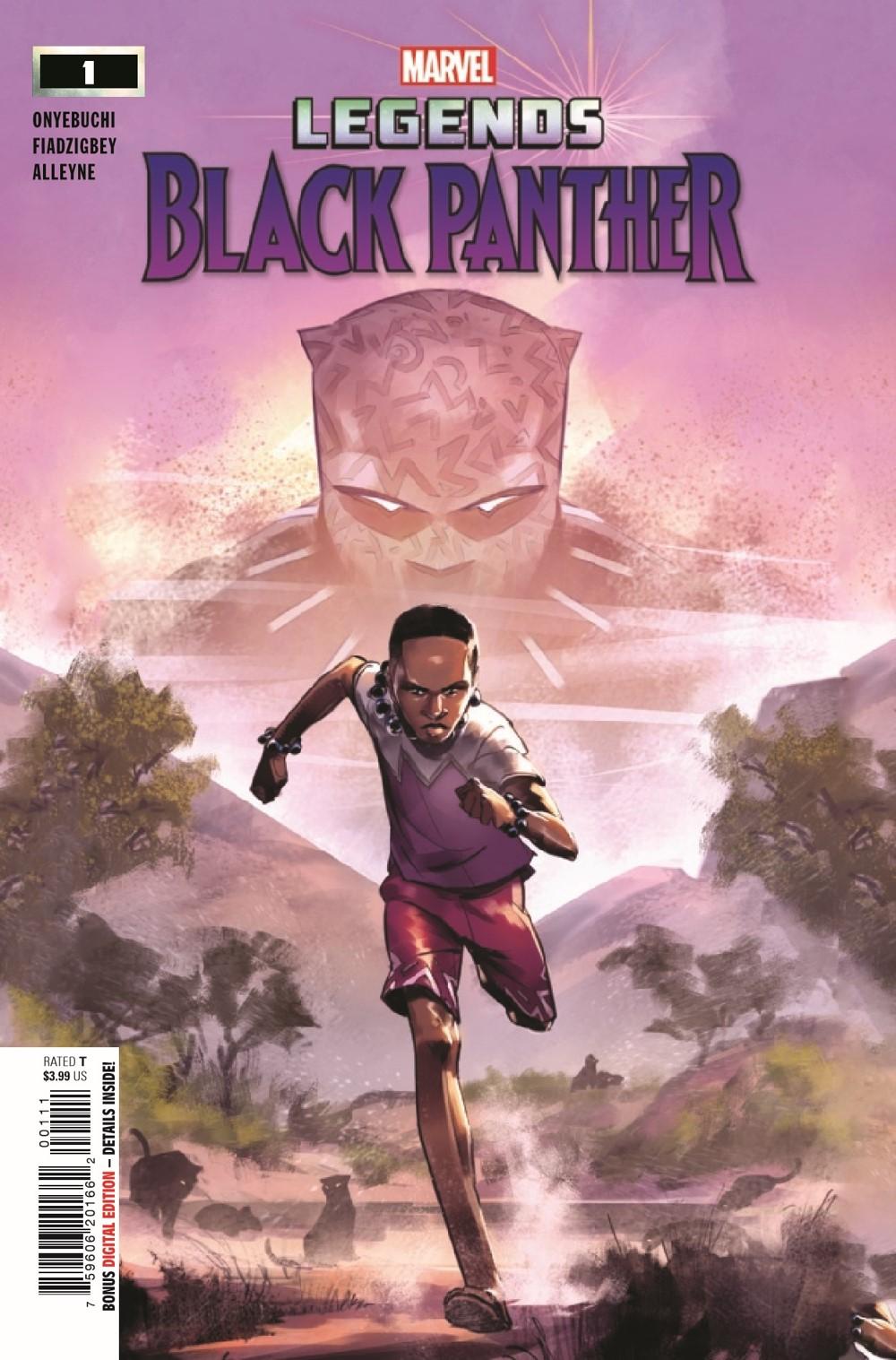 BLAPLEG2021001_Preview-1 ComicList Previews: BLACK PANTHER LEGENDS #1 (OF 4)
