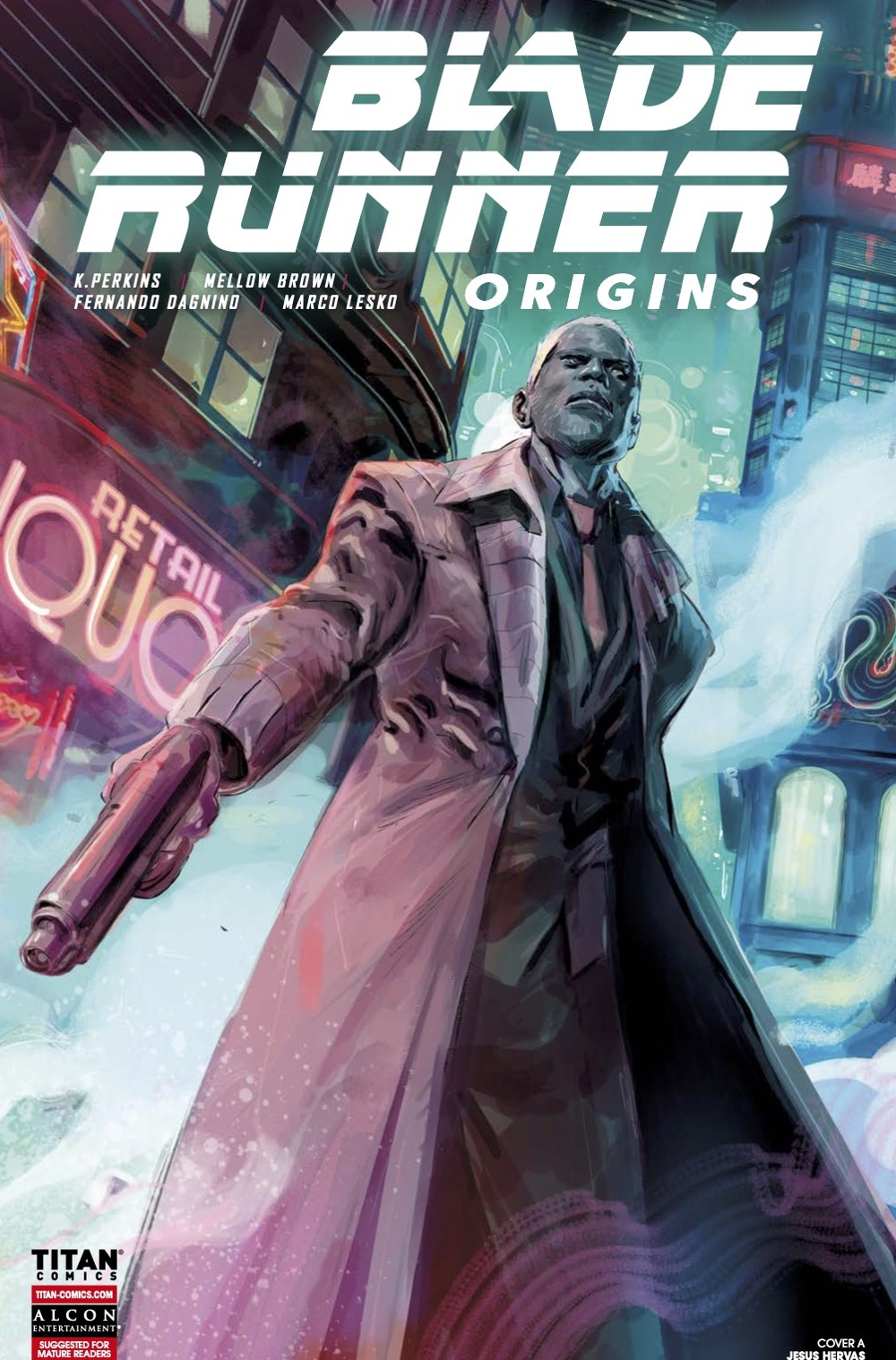 Blade-Runner-Origins-7-Cover-A ComicList: Titan Comics New Releases for 10/13/2021