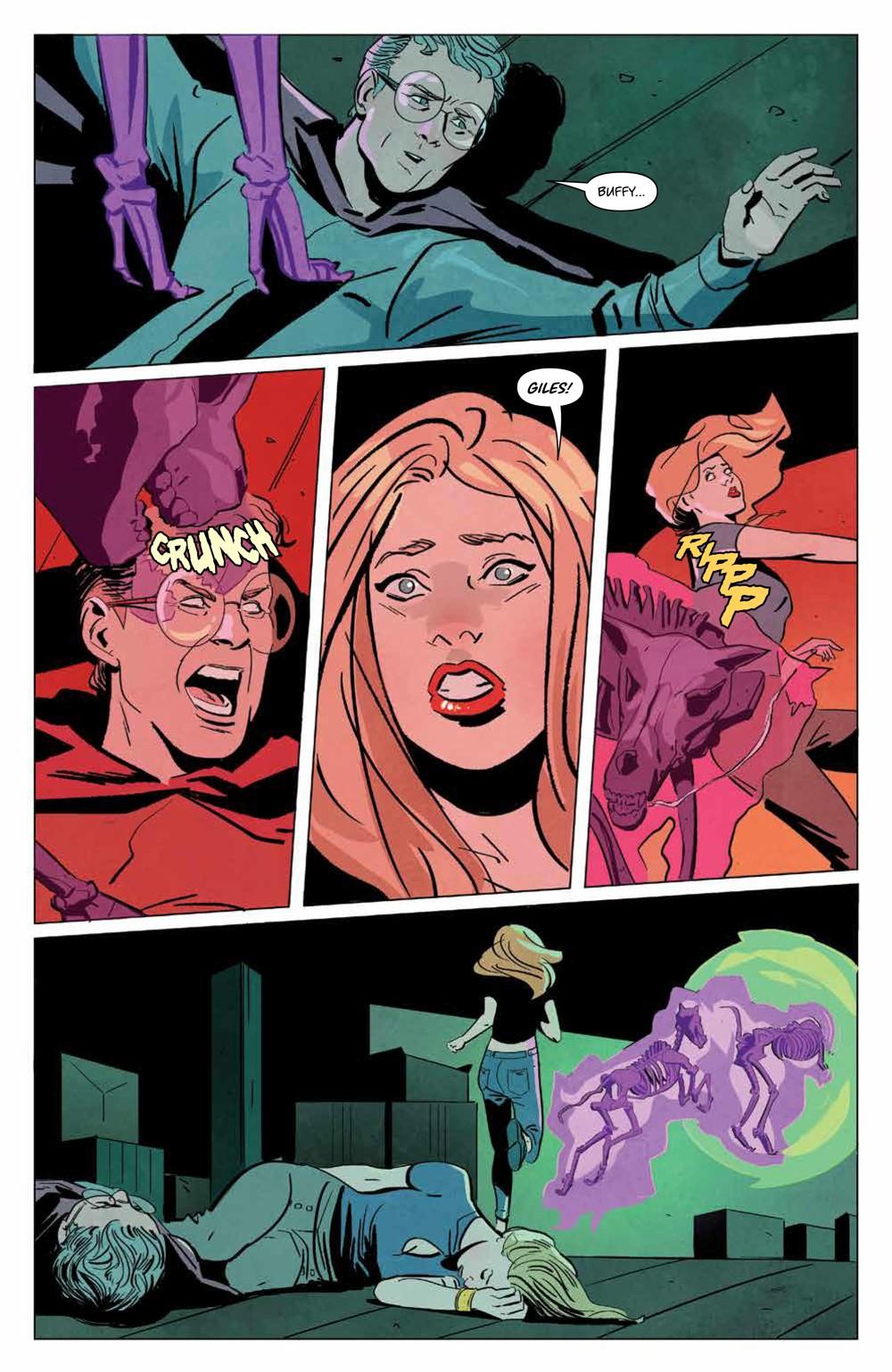 Buffy_030_PRESS_6 ComicList Previews: BUFFY THE VAMPIRE SLAYER #30