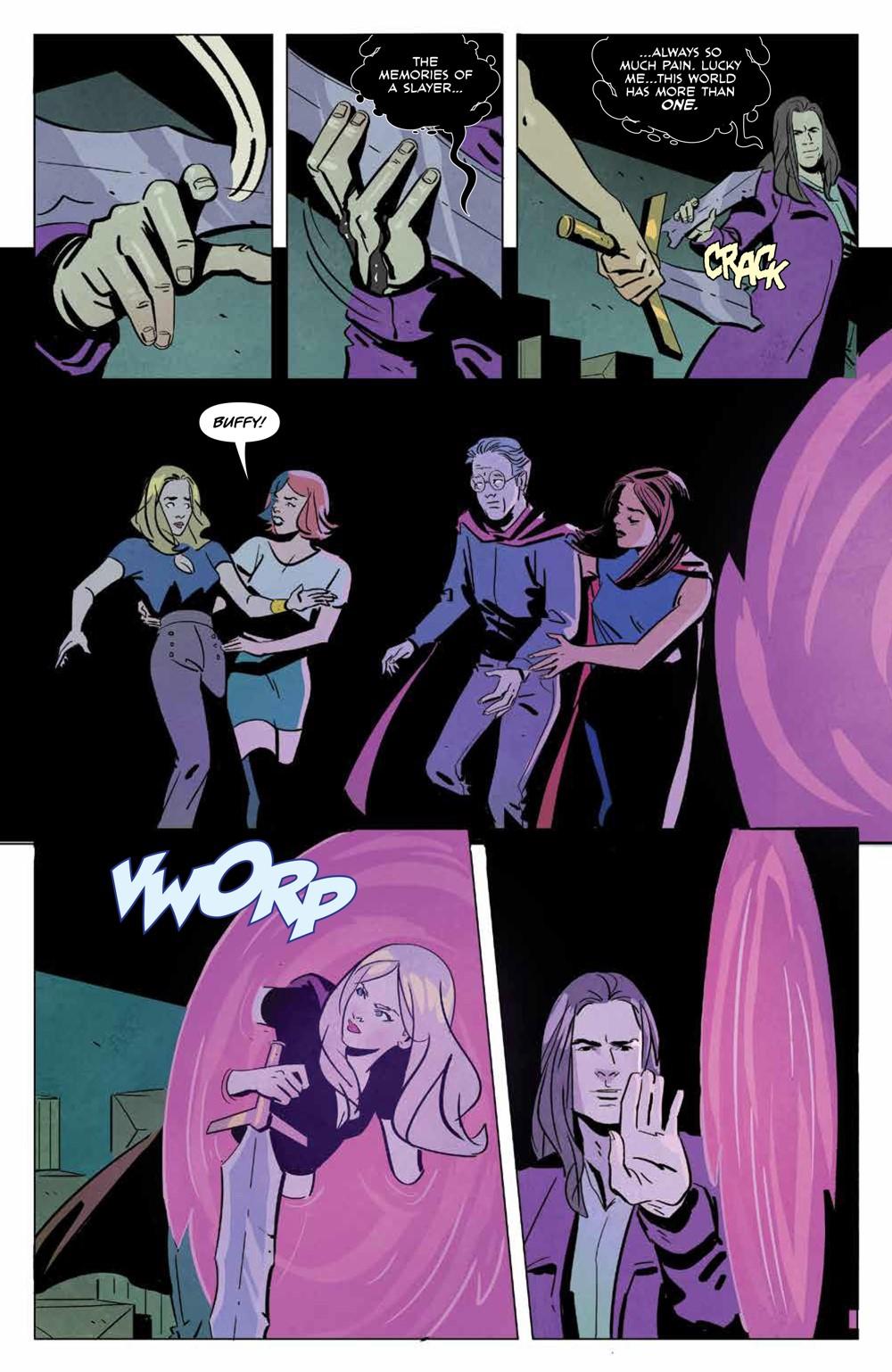 Buffy_030_PRESS_8 ComicList Previews: BUFFY THE VAMPIRE SLAYER #30