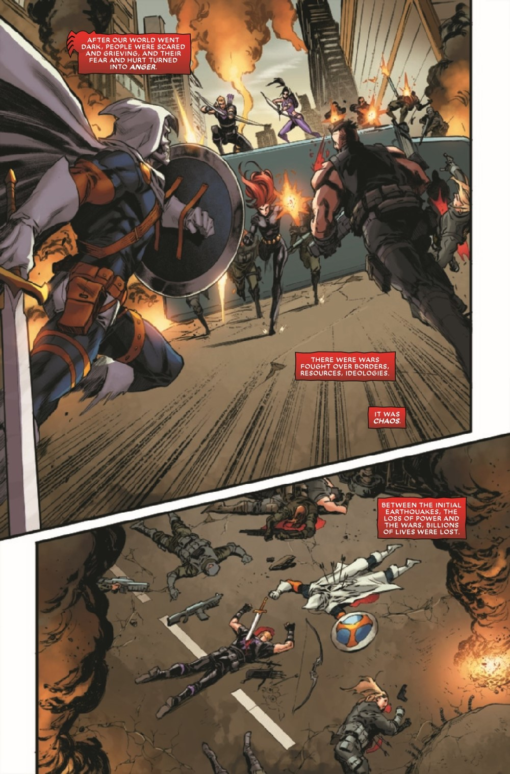 DARKAGES2021002_Preview-3 ComicList Previews: DARK AGES #2 (OF 6)