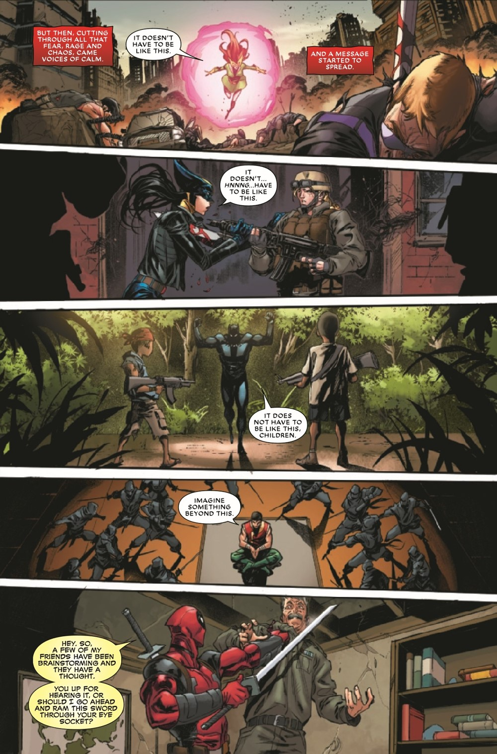 DARKAGES2021002_Preview-4 ComicList Previews: DARK AGES #2 (OF 6)