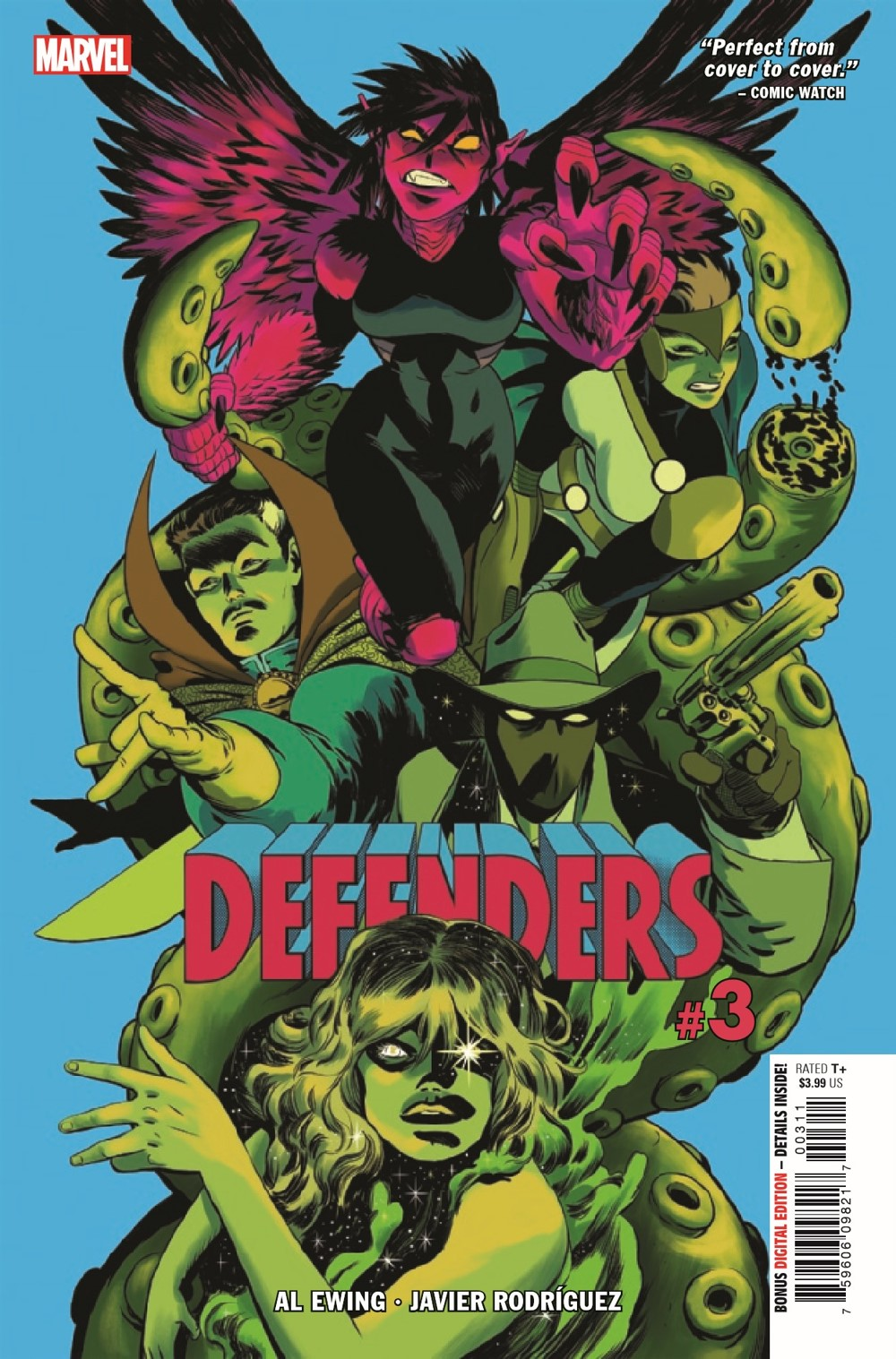 DEFEND2021003_Preview-1 ComicList Previews: DEFENDERS #3 (OF 5)