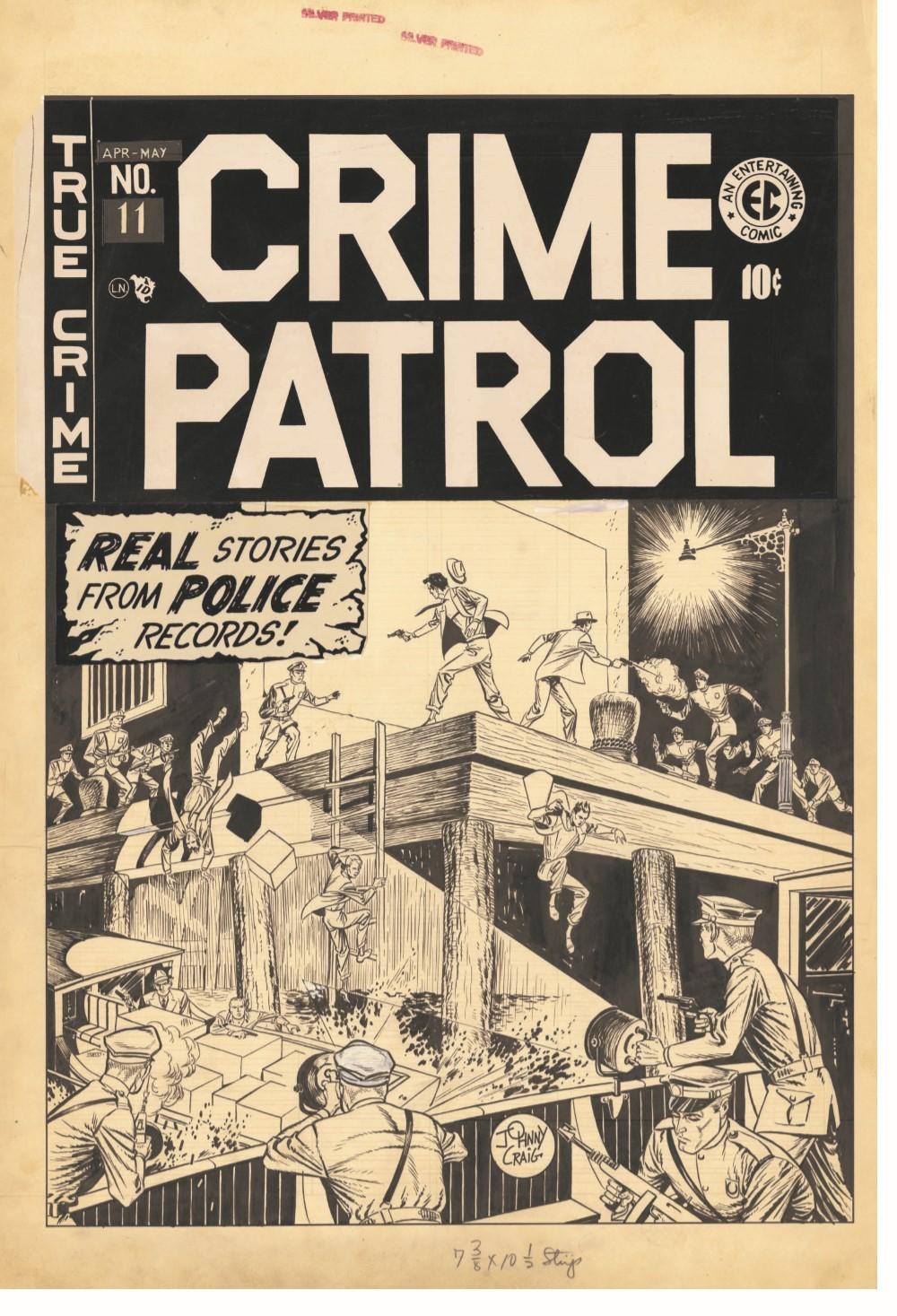 ECArtists_pr-3 ComicList Previews: EC COVERS ARTIST'S EDITION HC