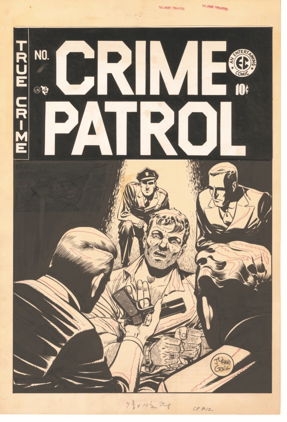 ECArtists_pr-4 ComicList Previews: EC COVERS ARTIST'S EDITION HC
