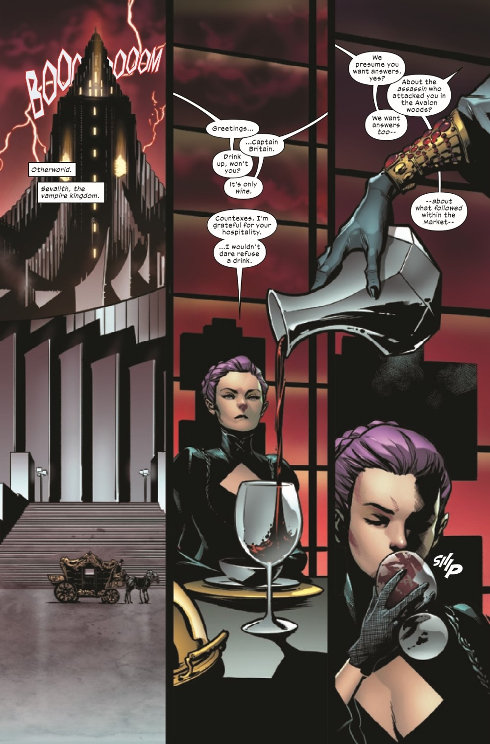 EXCAL2019024_Preview-2 ComicList Previews: EXCALIBUR #24