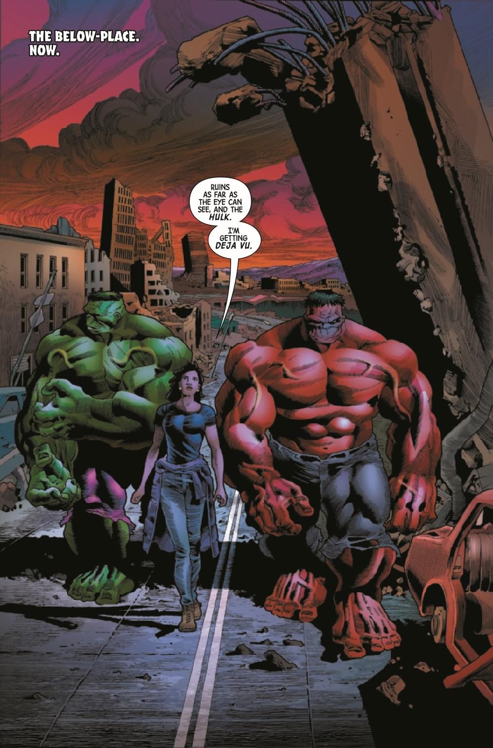 HULK2018050_Preview-2 ComicList Previews: IMMORTAL HULK #50