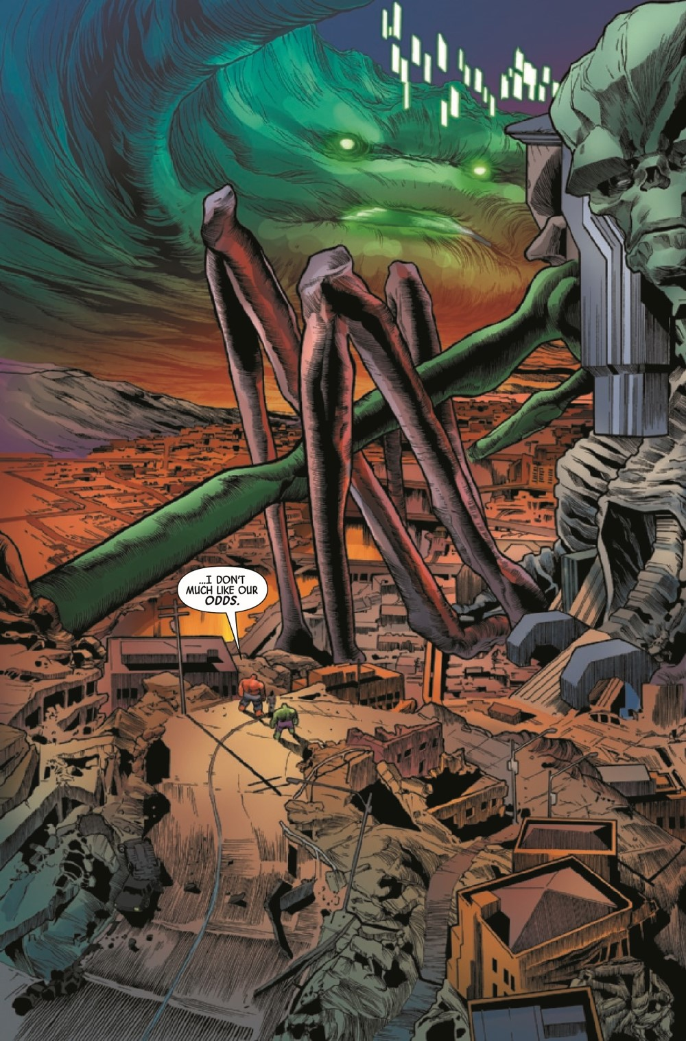 HULK2018050_Preview-6 ComicList Previews: IMMORTAL HULK #50