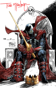 King-Spawn-1-McFarlane-numbered-edition-194x300 Comic Trends & Oddballs: Shadecraft and King Spawn