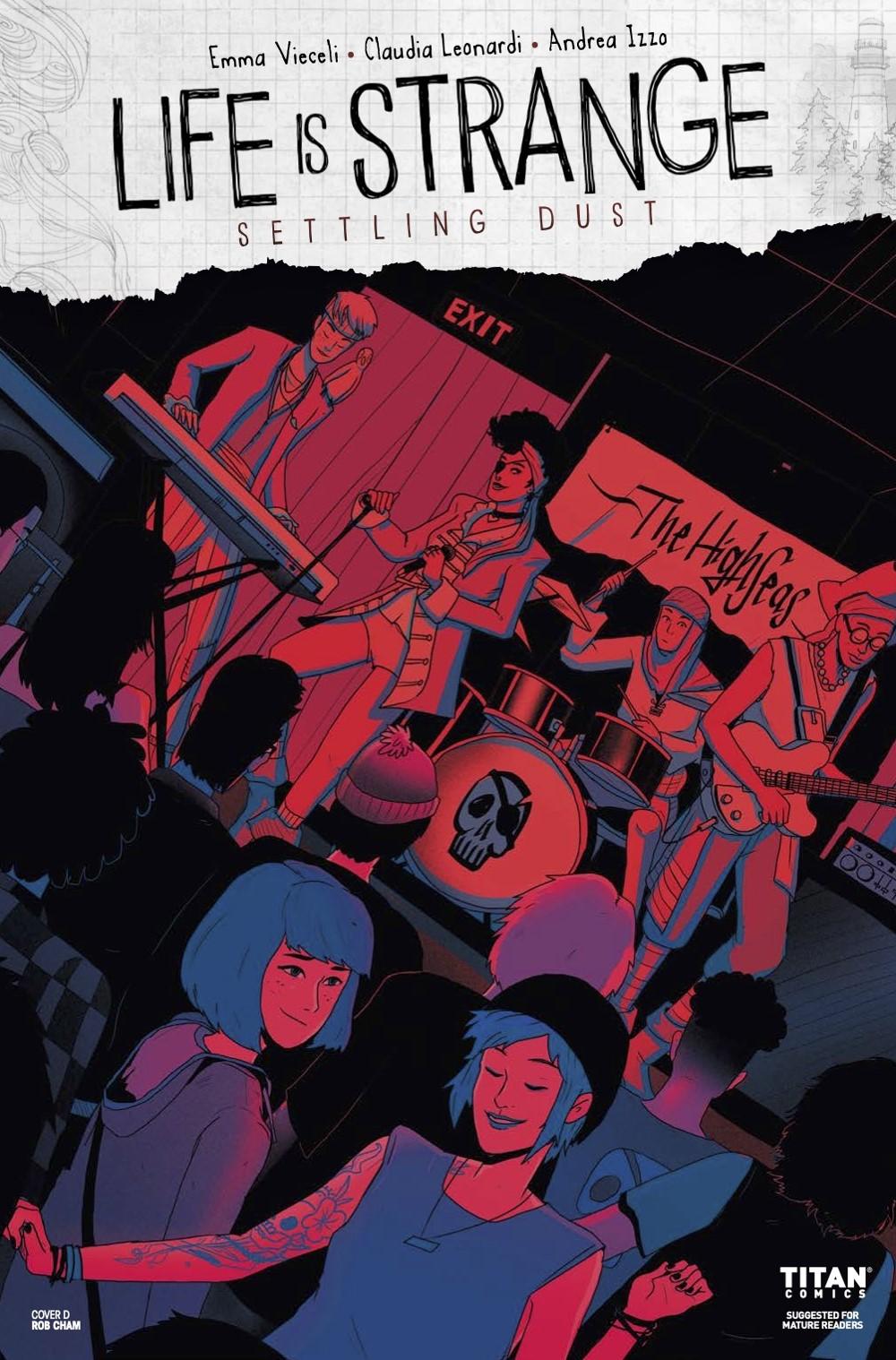 LIS-Settling-Dust-Cover-D ComicList Previews: LIFE IS STRANGE SETTLING DUST #1 (OF 4)