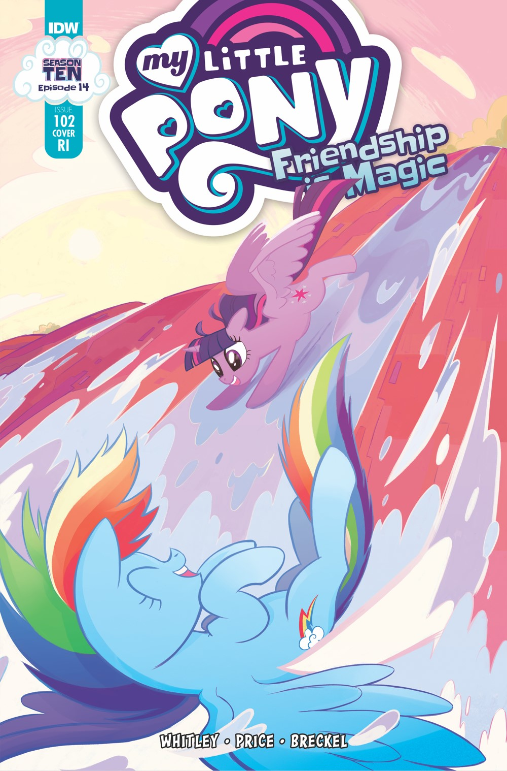 MLP102_14-coverRI ComicList: IDW Publishing New Releases for 10/13/2021