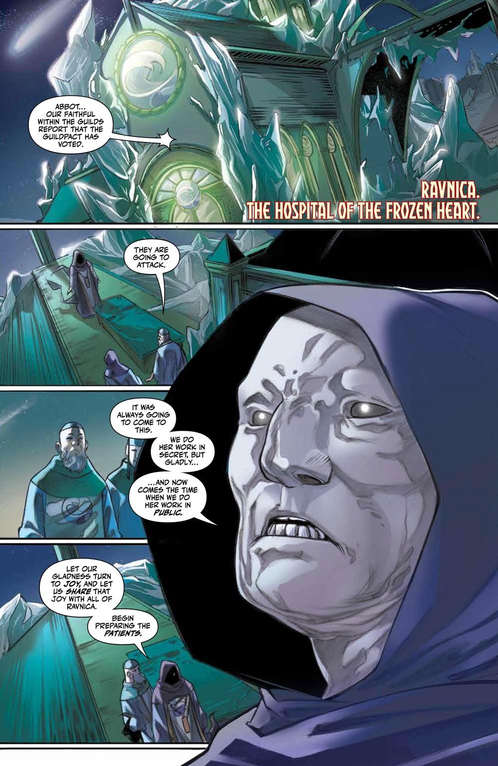 Magic_007_PRESS_3 ComicList Previews: MAGIC #7