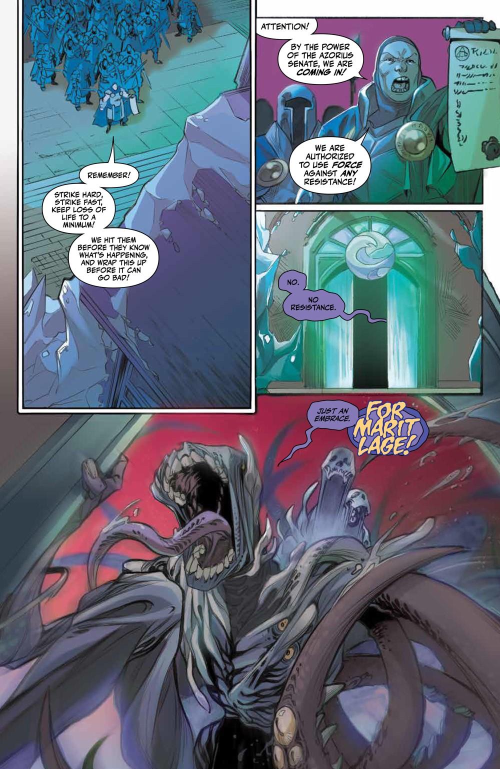 Magic_007_PRESS_8 ComicList Previews: MAGIC #7