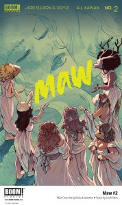Maw_002_Cover_A_Main_PROMO-178x300 First Look at MAW #2 from BOOM! Studios