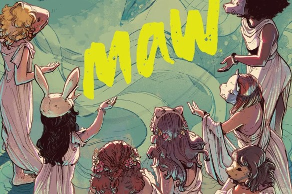 Maw_002_Cover_A_Main_PROMO First Look at MAW #2 from BOOM! Studios