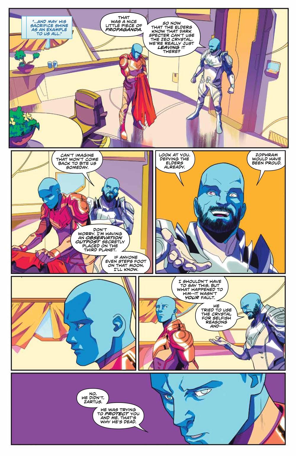 MightyMorphin_012_PRESS_4 ComicList Previews: MIGHTY MORPHIN #12