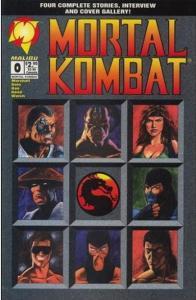 Mortal-Kombat-0-1994-196x300 Comic Trends & Oddballs: Shadecraft and King Spawn