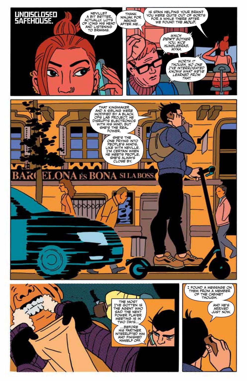 NINJAK_04_PREVIEW_3 ComicList Previews: NINJAK #4