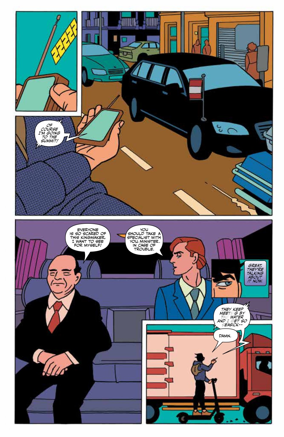 NINJAK_04_PREVIEW_4 ComicList Previews: NINJAK #4