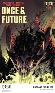 OnceFuture_021_Cover_A_Main_PROMO-178x300 First Look at ONCE AND FUTURE #21 at BOOM! Studios