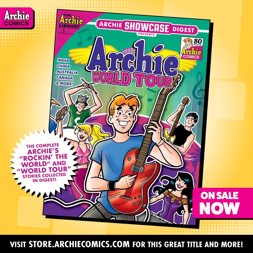 Preorder_Graphic_OCT_2021_OSN_01 ComicList Previews: ARCHIE SHOWCASE DIGEST #5 (ARCHIE WORLD TOUR)