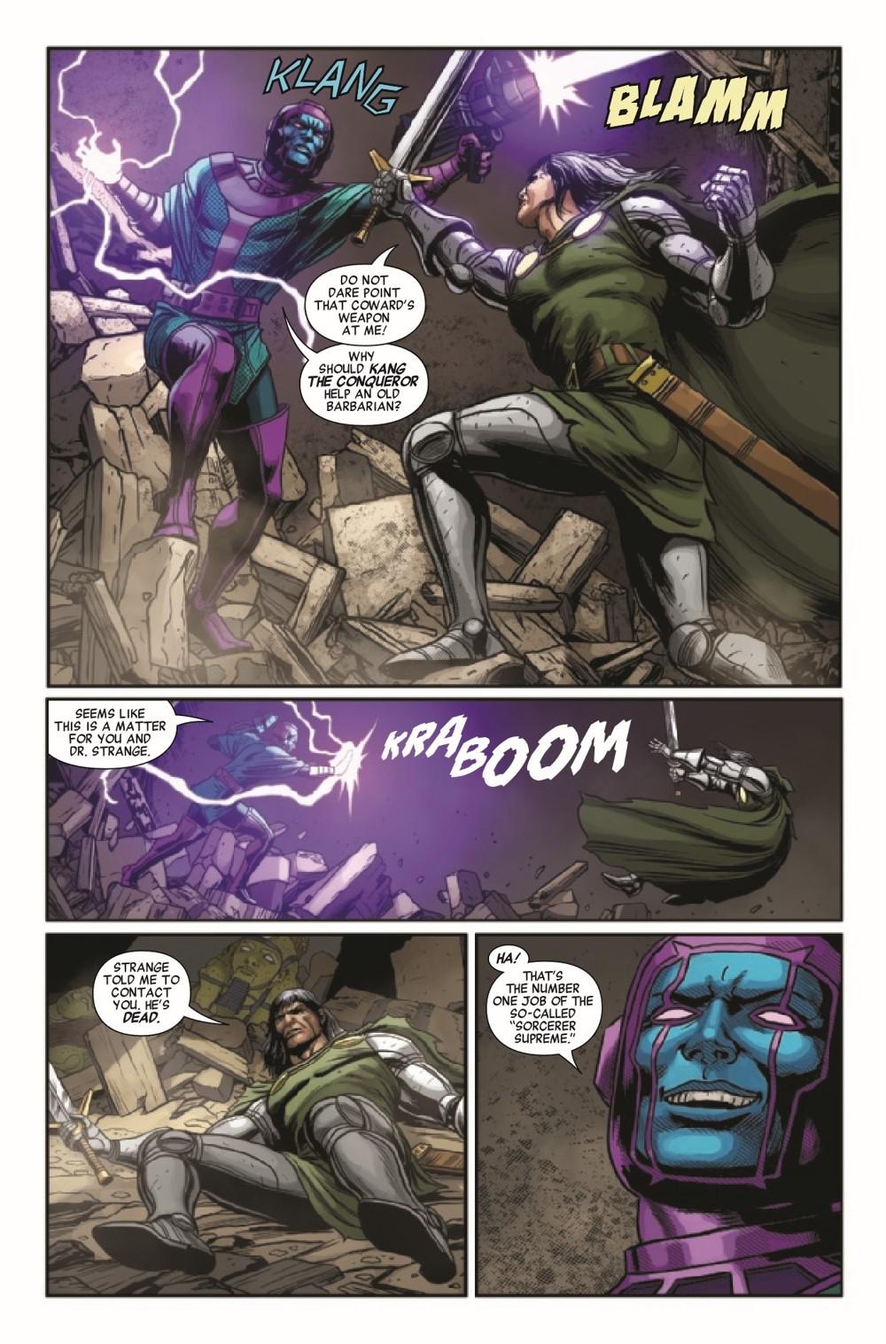 SAVAVEN2019025_Preview-3 ComicList Previews: SAVAGE AVENGERS #25