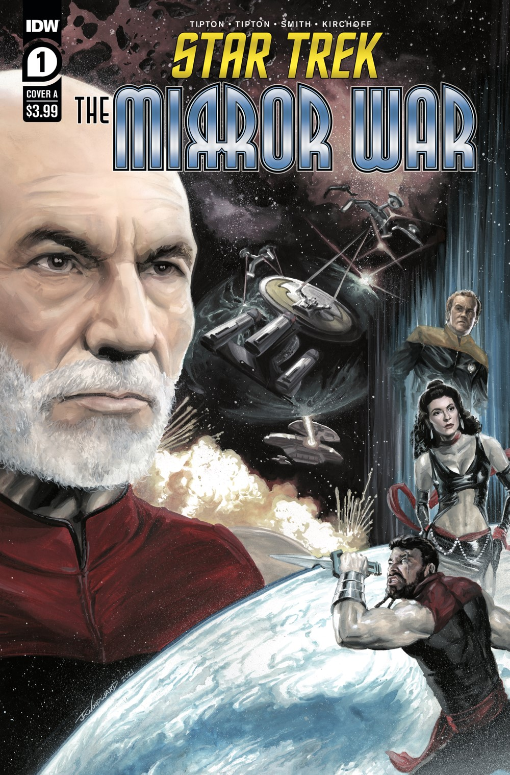 ST_TMW01-coverA ComicList: IDW Publishing New Releases for 10/13/2021
