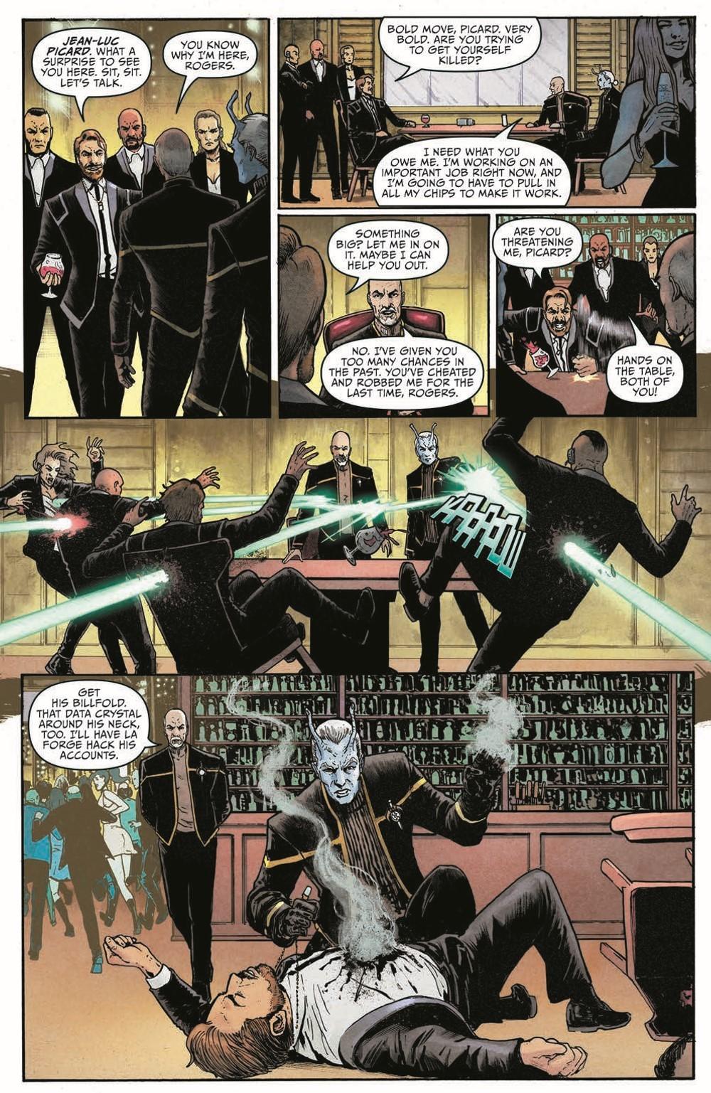 ST_TMW01-pr-4 ComicList Previews: STAR TREK THE MIRROR WAR #1