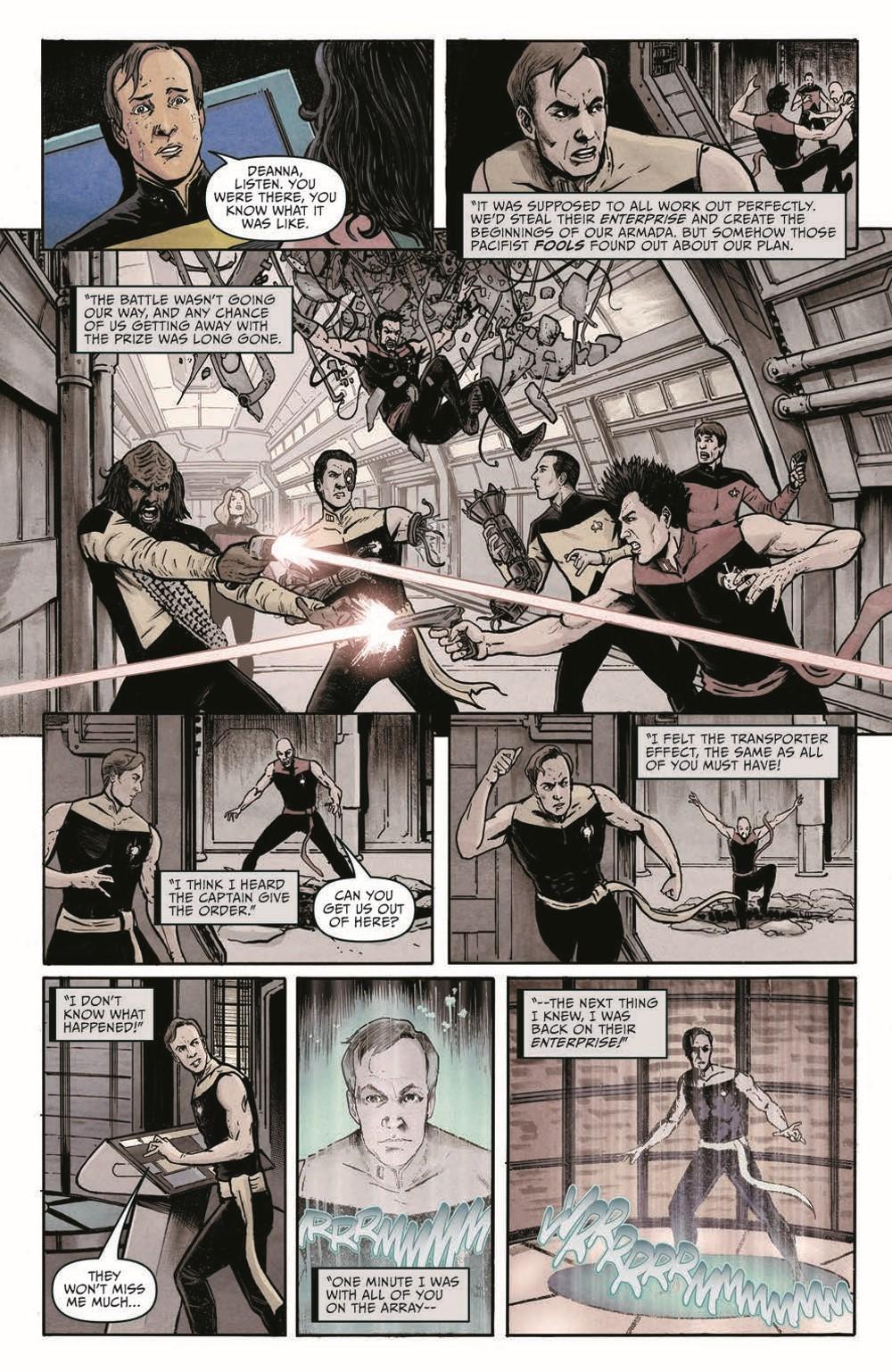 ST_TMW01-pr-7 ComicList Previews: STAR TREK THE MIRROR WAR #1