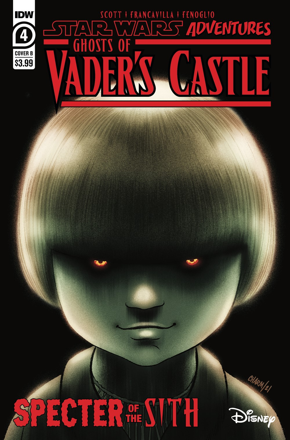 SW_GoVC04-CvrB ComicList: IDW Publishing New Releases for 10/13/2021