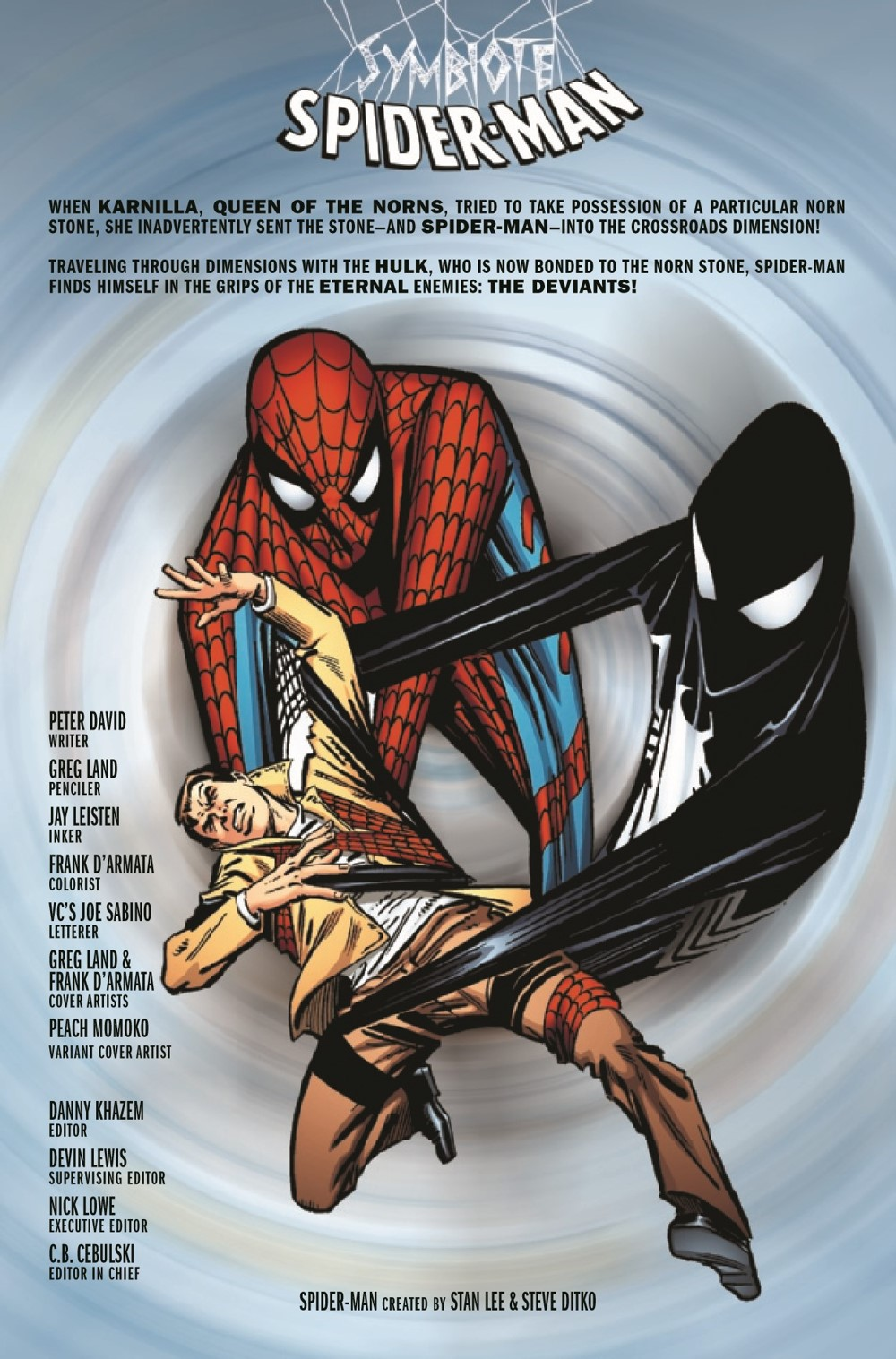 SYMBIOTESMCR2021004_Preview-2 ComicList Previews: SYMBIOTE SPIDER-MAN CROSSROADS #4 (OF 5)