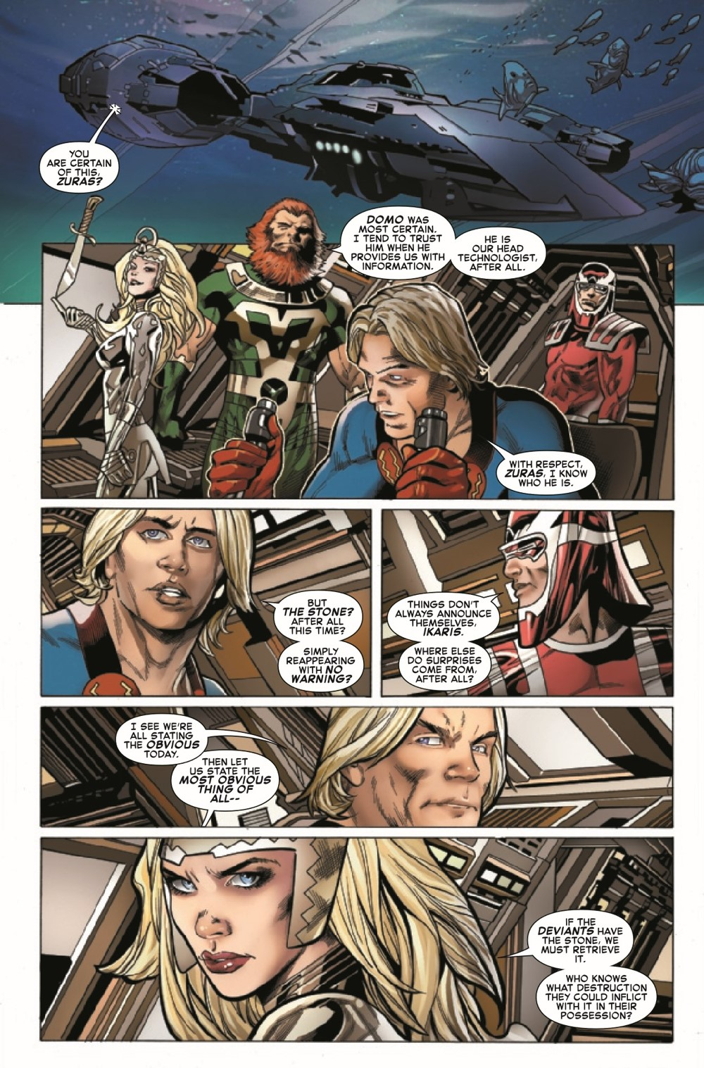 SYMBIOTESMCR2021004_Preview-3 ComicList Previews: SYMBIOTE SPIDER-MAN CROSSROADS #4 (OF 5)