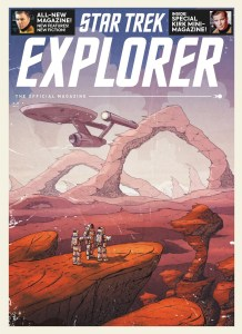 Star-Trek-Explorer-The-Official-Magazine-retailer-exclusive-cover-218x300 STAR TREK EXPLORER to feature all new short stories