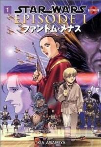 Star-Wars-Phantom-Menace-manga-207x300 Star Wars: Visions and the Manga Legacy