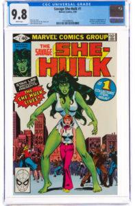 lf-67-e1634046120239-197x300 Comic Auction Updates 10/12: Black Cat Collection & Superman #1