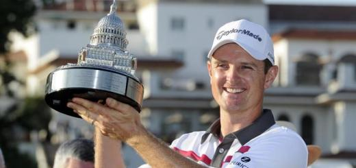Justin Rose Wins Quicken National, Image: sports.yahoo.com