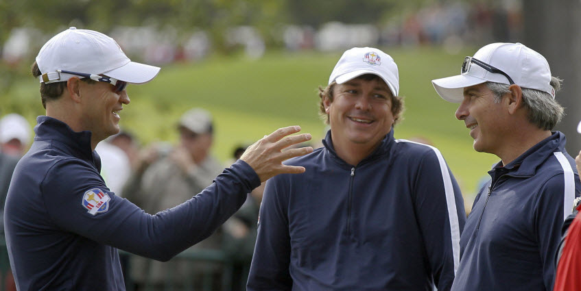 Fred Couples - Players' Favorite for Ryder Cup Captain, image: cleveland.com