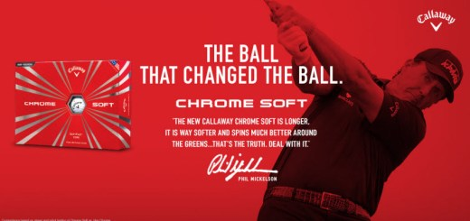Callaway Golf Chrome Soft Golf Balls, image: callawaygolf.com