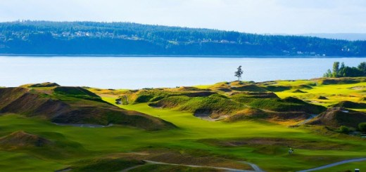 Chambers Bay Golf Course, image: eighteenunderpar.com