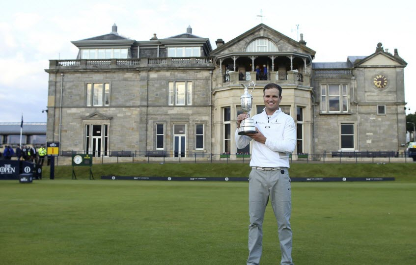 Zach Johnson wins 2015 Open Championship, image: salon.com