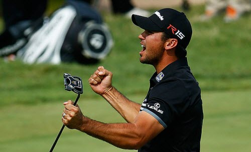 Jason Day After Winning the 2015 PGA Championship, image: golfweek.com